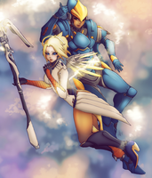PharMercy by Sticky-Seieki