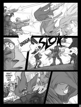 Everafter Pg. 8 by Endling