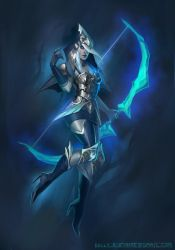 The Frost Archer by KJ-A