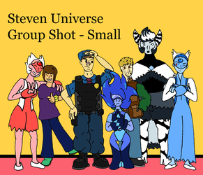 Group Shot - Small by CommanderCTC