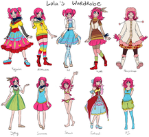 SF - Lola's Wardrobe by IneMiSol