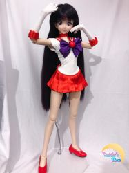 Sailor Mars - 37 by djvanisher