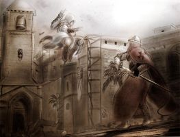 Assassin's Creed - Altair Matrix by RigelS