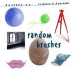 random brushes by classina
