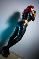 Black Widow by Aleke