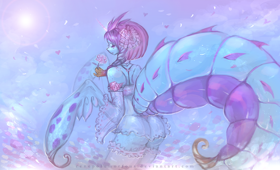 Pastel Dreams and Monsters by RenePolumorfous
