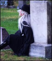 Things you see in a graveyard by xellacard