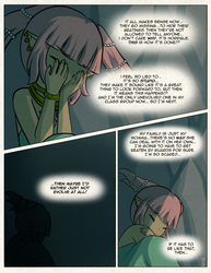 Stray Siren: Ch9 Pg18 by Icy-Snowflakes