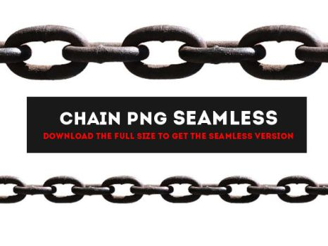 Chain PNG Seamless by PsdDude