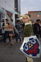 Link Skyward Sword by Anduriill