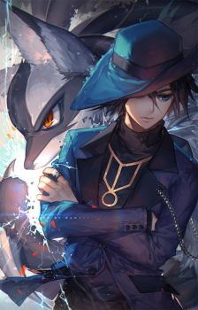 The blue bond by kawacy