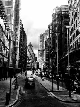 Shoreditch- London by IshaanSharma