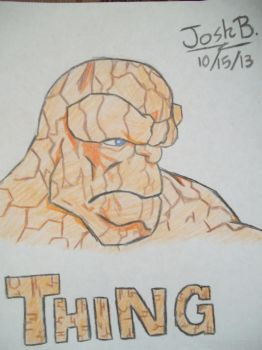 The Thing by JoshTheLion