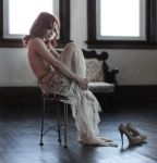 Lace. Tulle. Shoes. Lee. by LeeLooLa