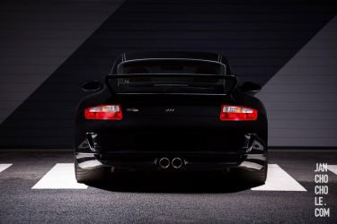 Porsche 911 (997) by chocholik