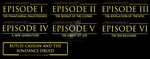 Darth and Droids Episode and Anthology titles by Chroniton8990