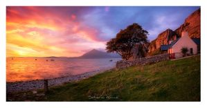Elgol view by SebastianKraus