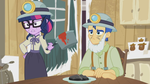 MLP EQG Opening Night Moments 9 by Wakko2010