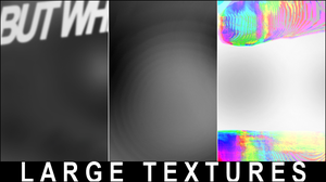 3 Large Textures by dearestyou