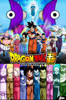 DragonBall Super Universe Survival - Poster by SaoDVD
