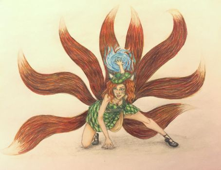Highlands Ahri by The-Wheels