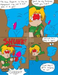 Zelda OoT Comic 61 by Dilly-Oh