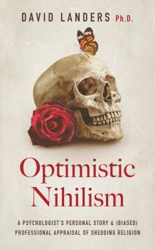 Book Cover Design for Optimistic Nihilism by ebooklaunch