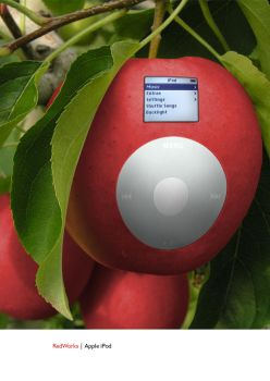 Apple iPod by RedWorks