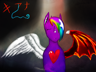 Lonely love (much better) by NyanCat068