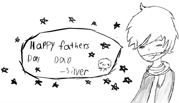 Fathers Day by SilverTnT