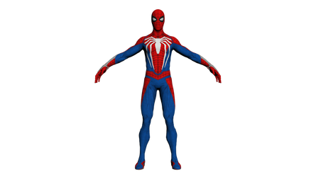Marvel Spider-Man PS4 by LaxXter