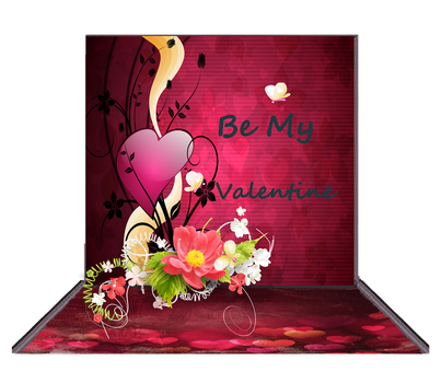Be My Valentine by mysticmorning