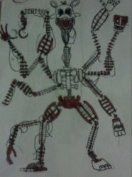 Mangle (TFC) anatomy speculation by FreddleFrooby