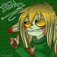 BENNN by Ask-JannetTheKiller