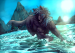 Beast of Lakes (Remake) + TIME LAPSE by EMEMO