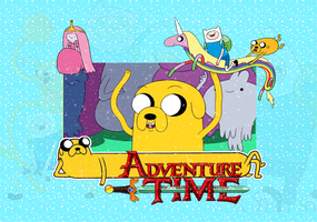 Adventure Time|Blend by ISatQuietly