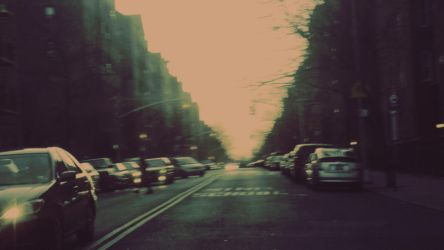 City Blur by thegeorge89