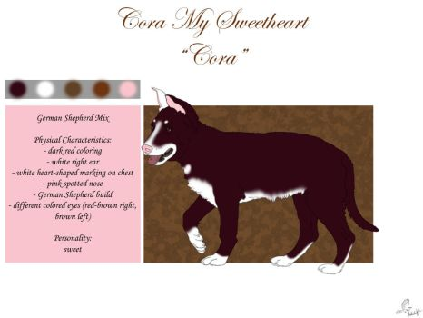 Cora My Sweetheart by casinuba