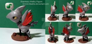 Skarmory Walky Figure