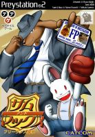 Sam and Max for PS2, yea rite by ryuumajin