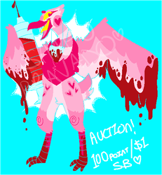 BLOOD LOVER AUCTION by SnafuBravado