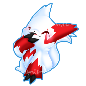 Zangoose v2 by Clinkorz