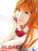 Orihime by Cosplay-Ai