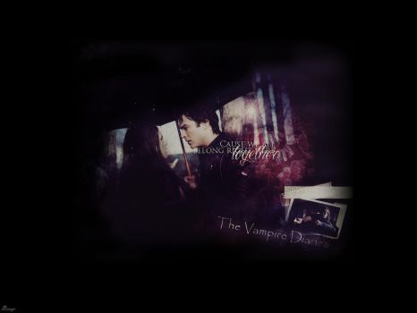 The Vampire Diaries by Breeze15-03