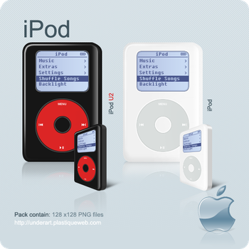 iPod pack by uriel