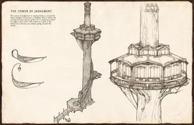 Tower of Judgement by Etopato