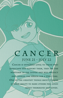 Cancer by star-rin