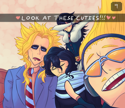 The Biggest Erasermight Shippers by Pile-of-Trashley