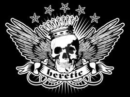 heretic by Satansgoalie