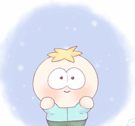 Butters jumps!! by PerfumeLu